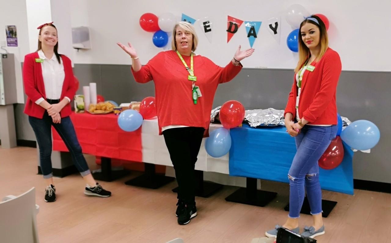 VE Day celebrations | Asda Crawley