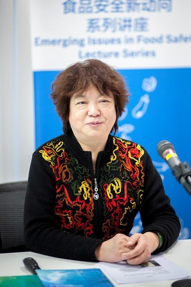 Liu Xiumei