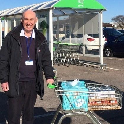Tillydrone Community Centre Foodbank | Asda Dyce