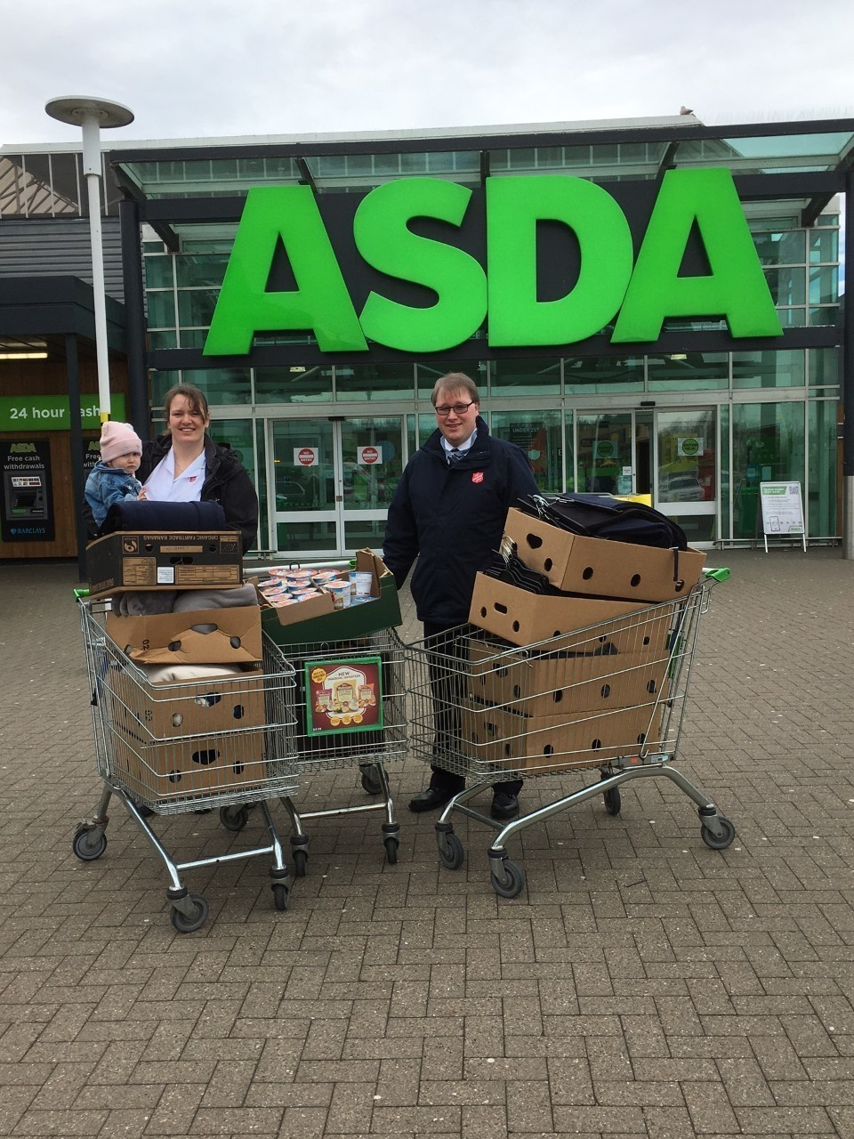 Supporting Communities Grant | Asda Dyce