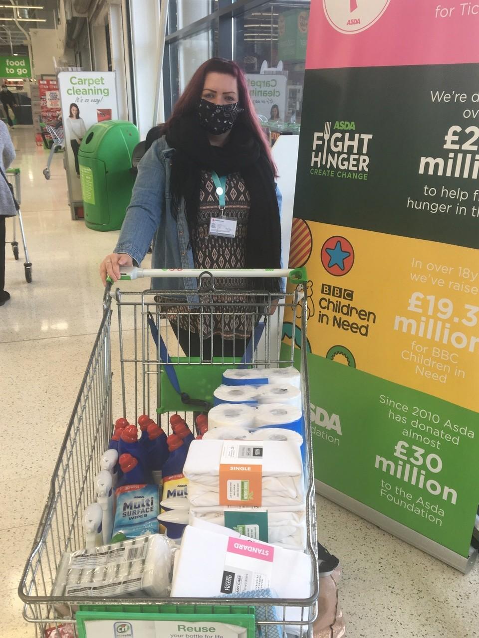 Supporting Swindon women Aid | Asda Swindon Haydon