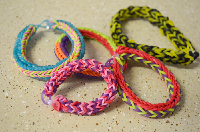 Jennae Blog Post - bracelets