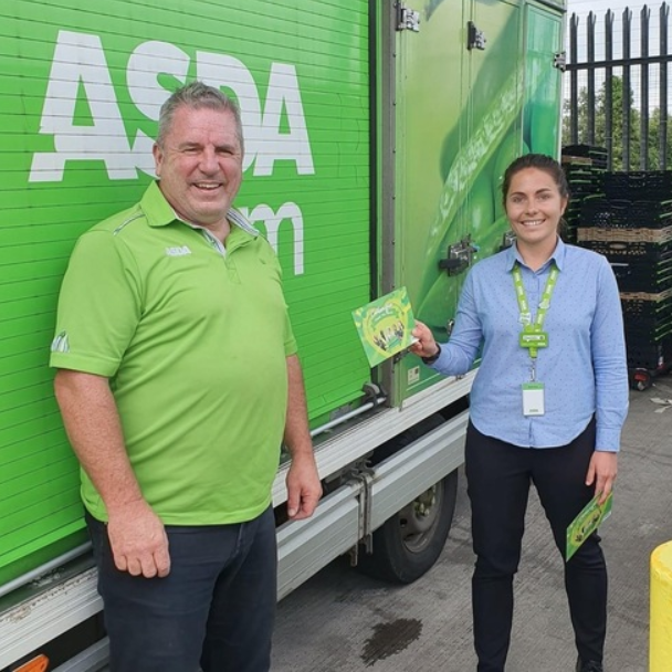 Colleagues deserve a pat on the back | Asda Portadown