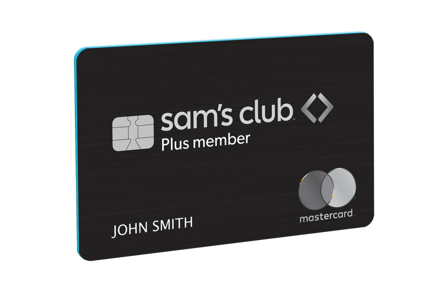 Sams Club Mastercard Plus