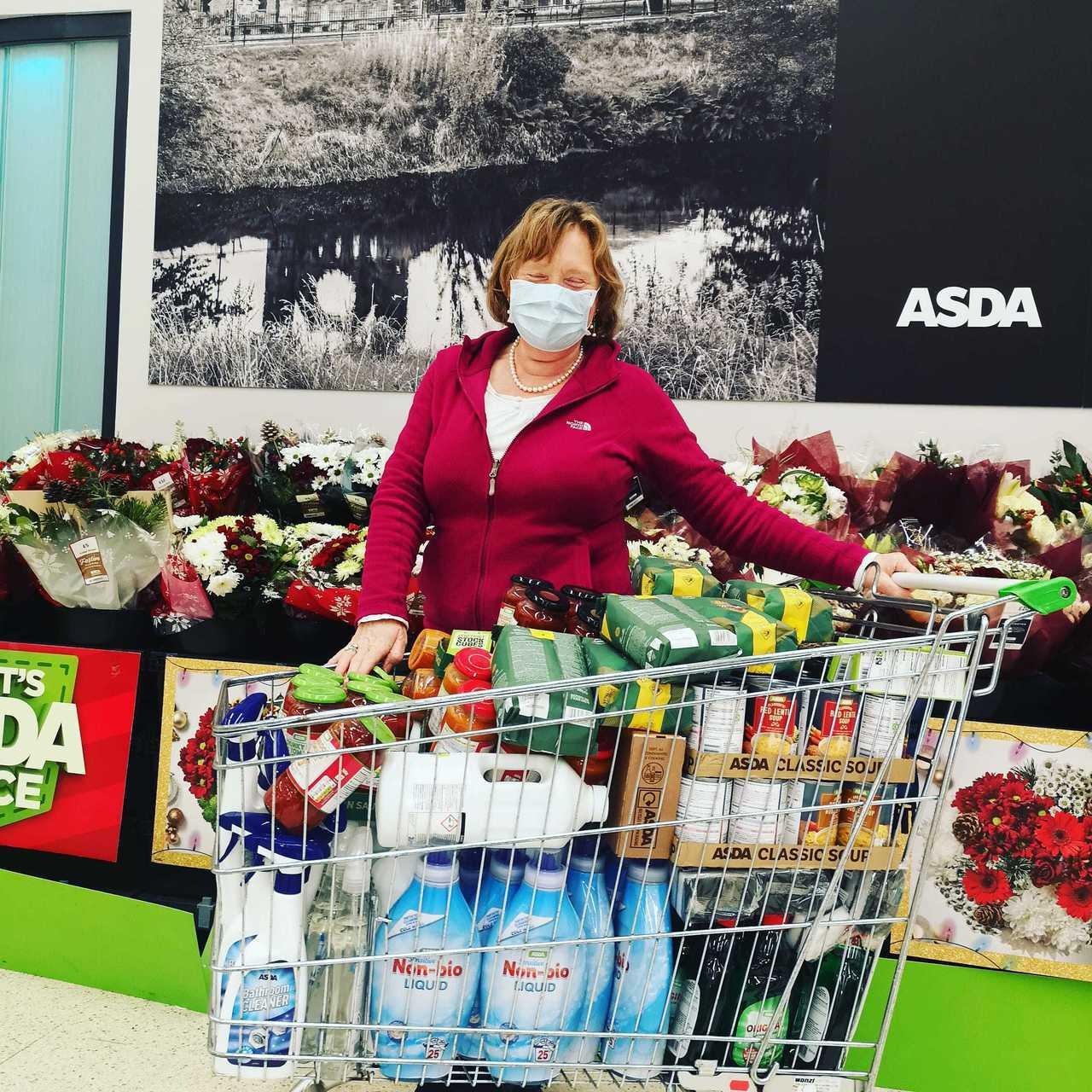 Food donation | Asda Elgin