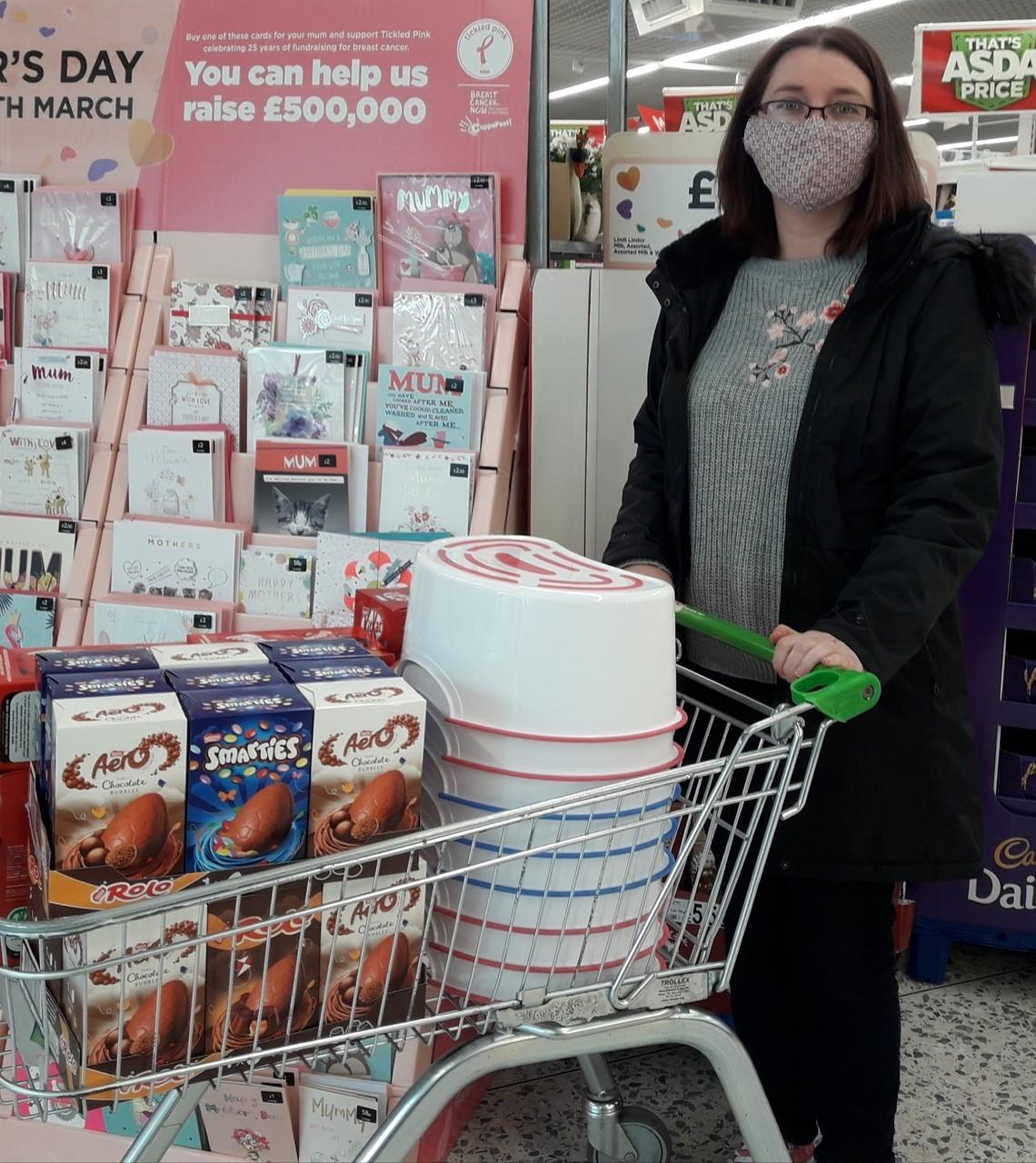 Hospital donation | Asda Newport