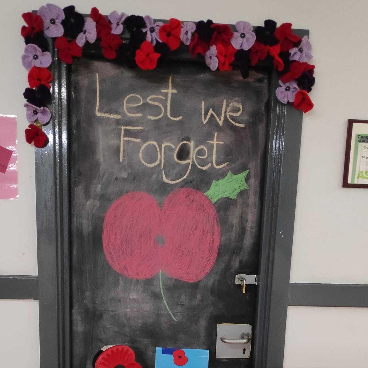 Lest we forget | Asda Watford