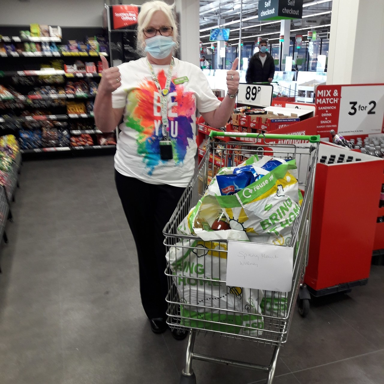 Supporting the local community | Asda Barrow