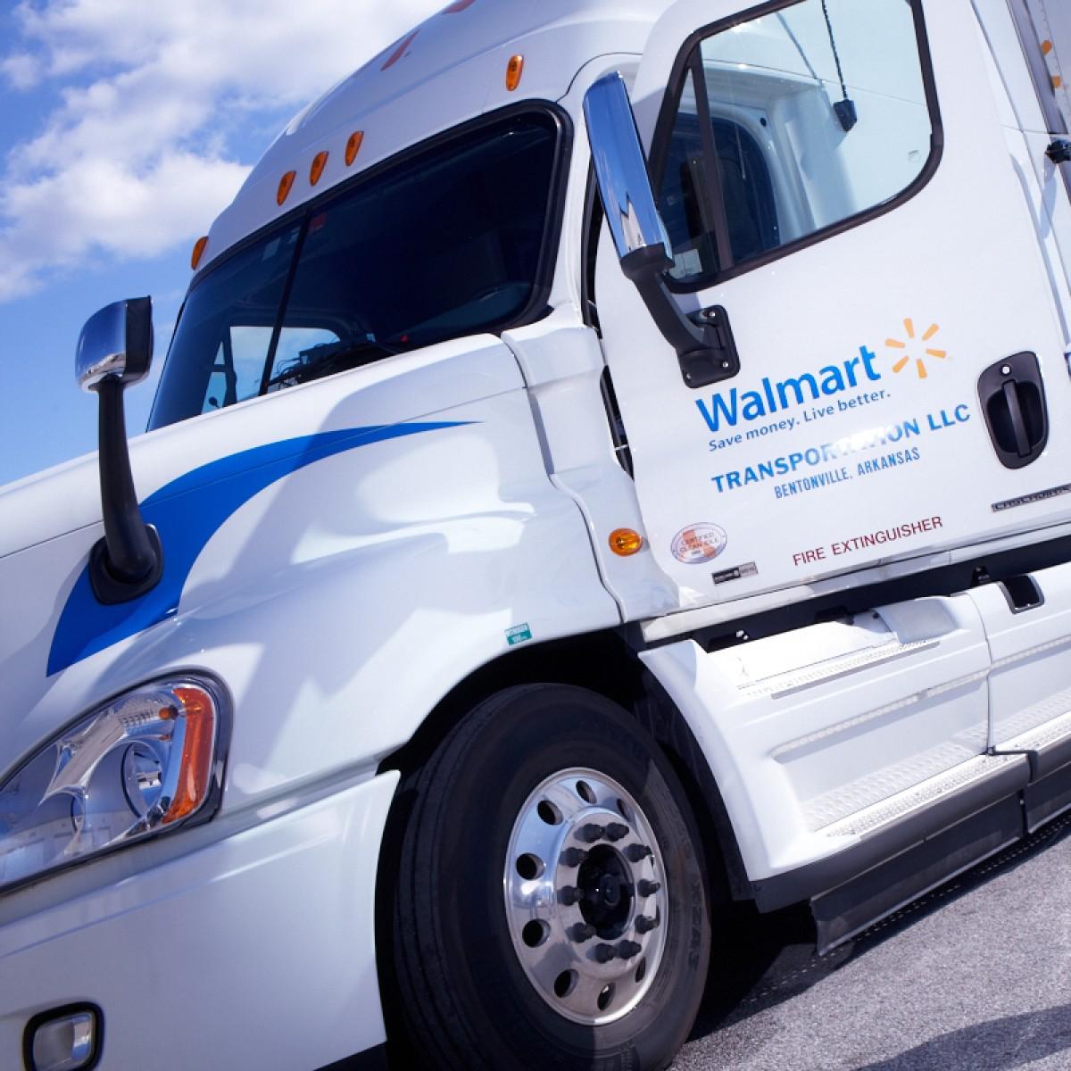 Walmart's Truck Fleet