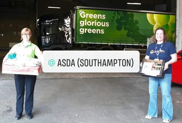 NHS Front Line | Asda Southampton