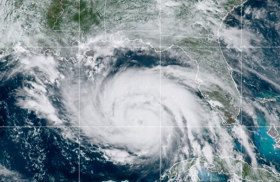 Hurricane Ida Doppler