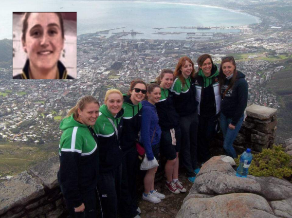 Cheryl Rae from Asda Antrim has played netball for Northern Ireland