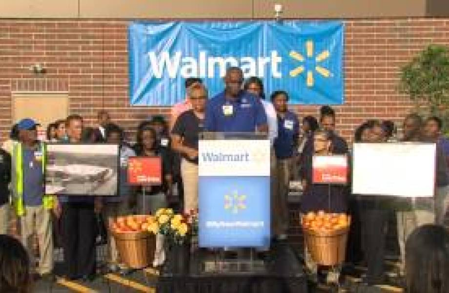 Walmart Opens In Eastern New Orleans Thumbnail