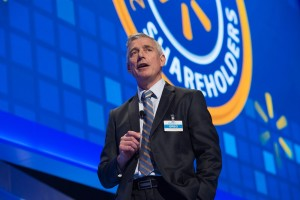 Walmart US CEO Greg Foran presenting at Shareholders 2016