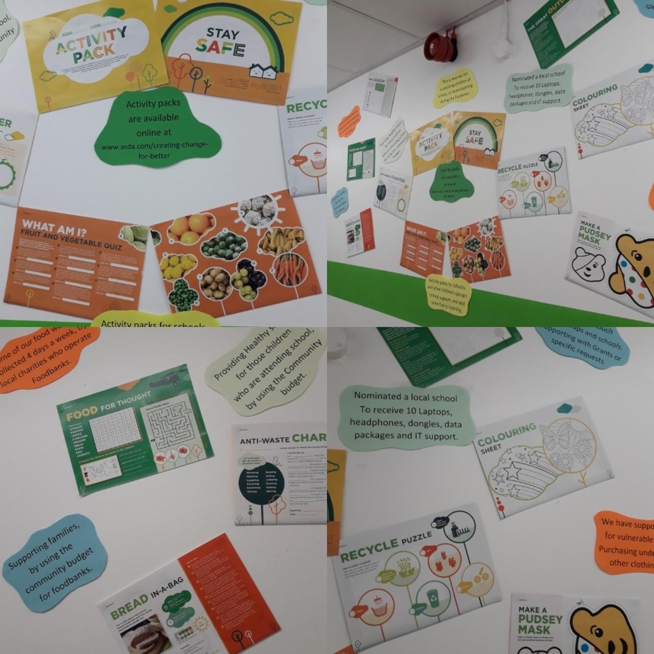 Supporting education | Asda Middleton Park