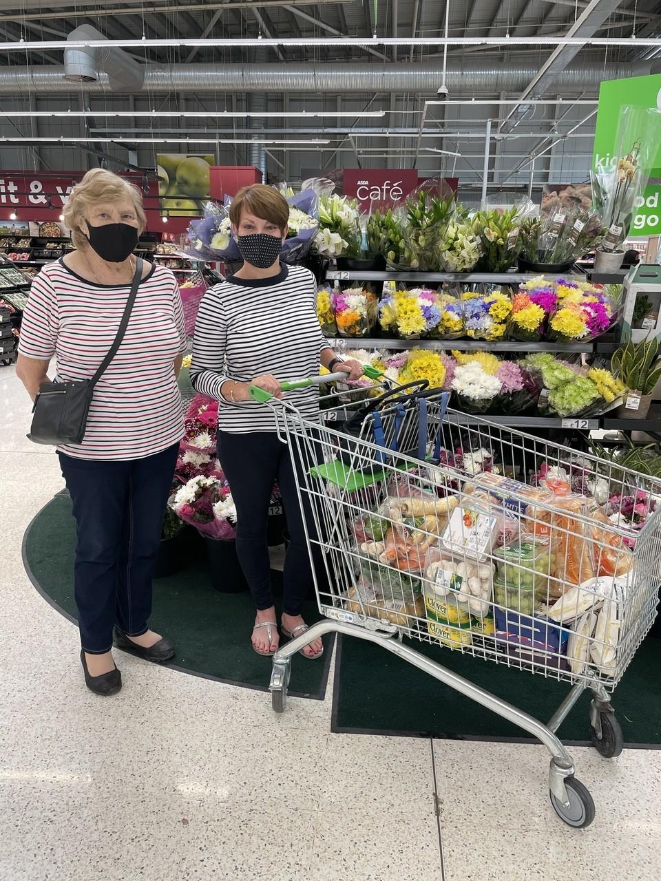 Community Fridge support | Asda Swindon Haydon