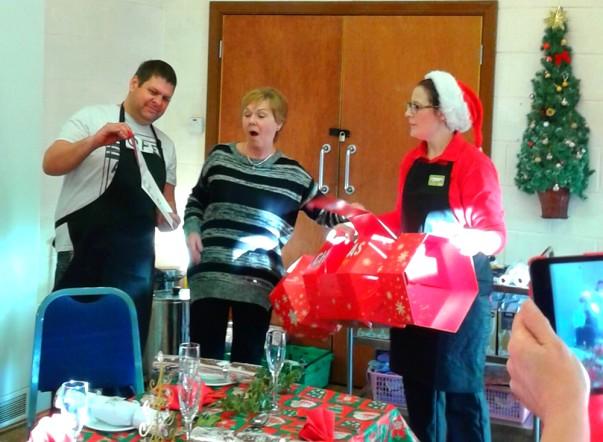 Asda Warrington Christmas surprise