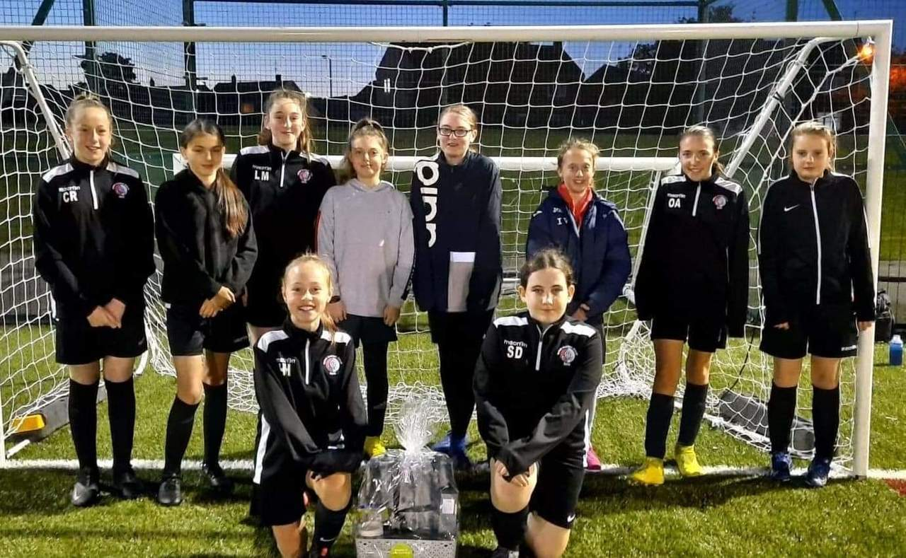 Raffle prize for local football team | Asda Bishop Auckland