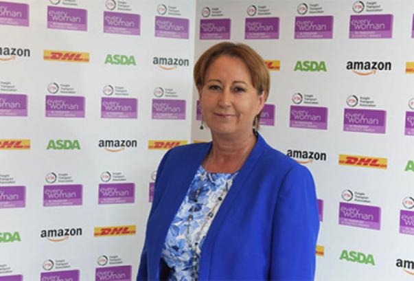 Asda Operating Model Senior Manager June Jones