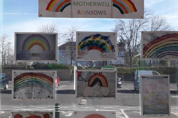 Asda Motherwell's Rainbows  | Asda Motherwell