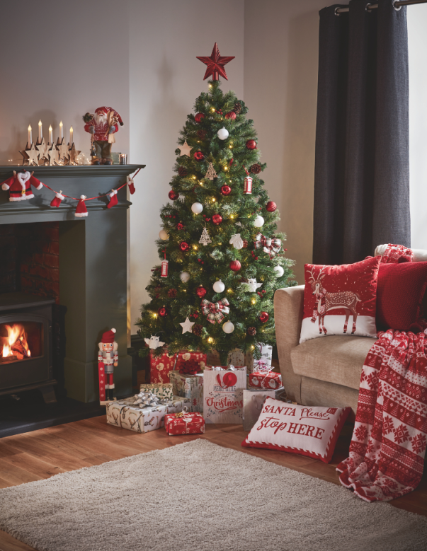 Nordic Christmas theme from George at Asda
