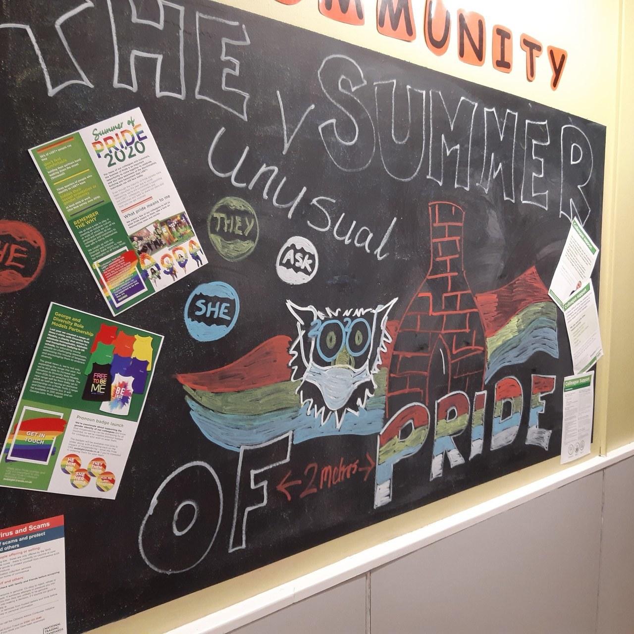 Summer of Pride | Asda Wolstanton