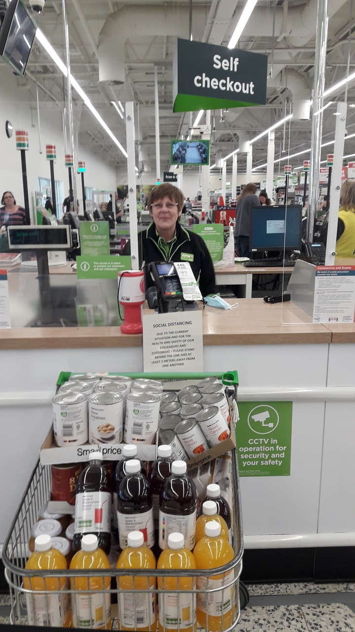Kindness of customers  | Asda Fareham