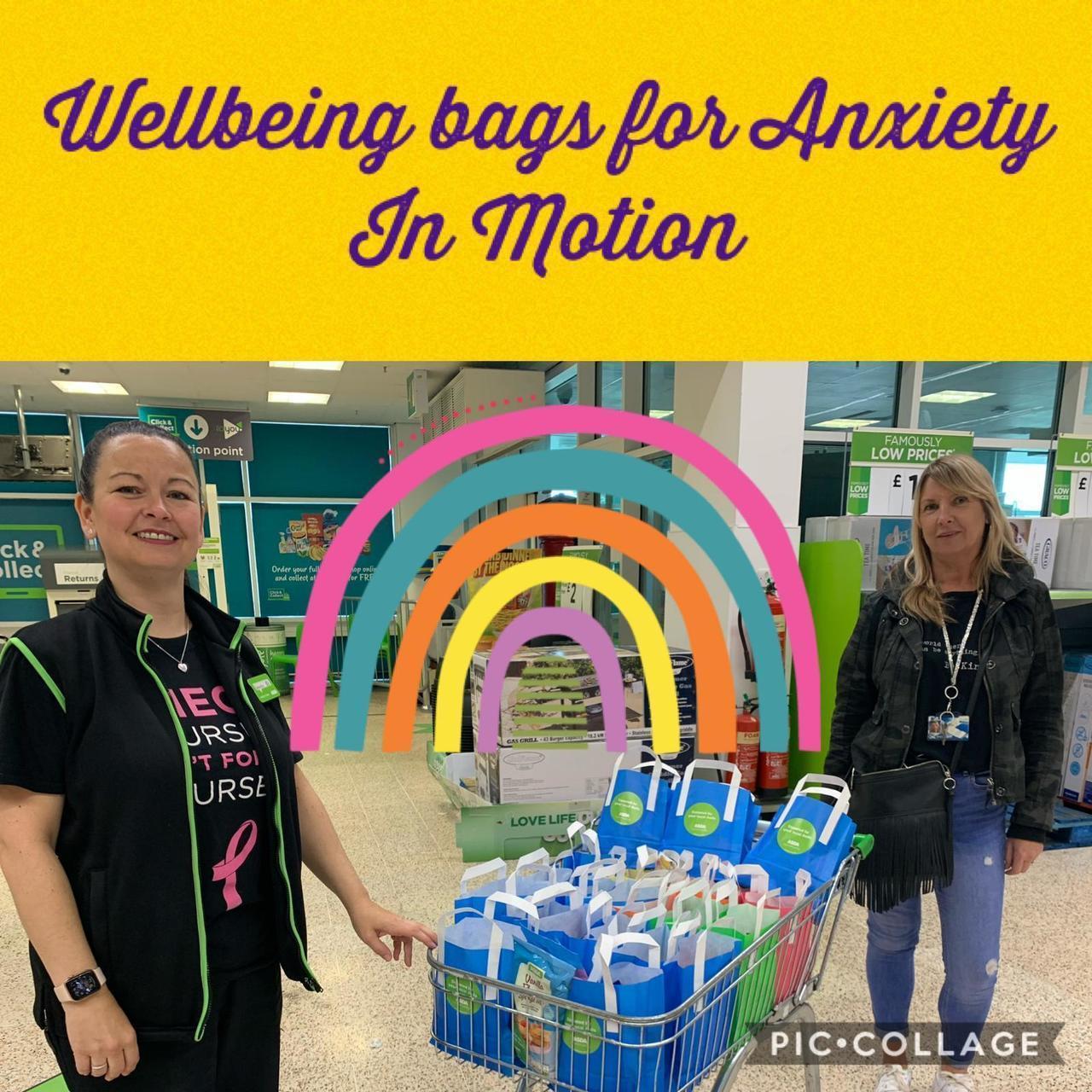 Anxiety In Motion | Asda Dundee Kirkton