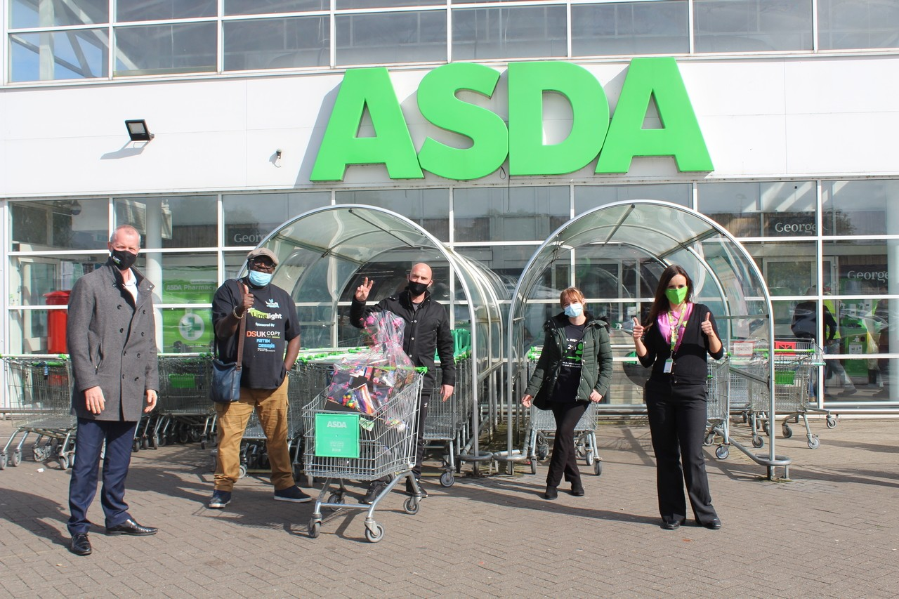 Bolton, Burnden Park and Farnworth stores donate to the Harmony Youth Project | Asda Bolton