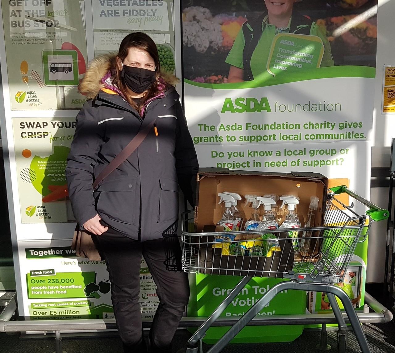 Pre-school donation | Asda Pilsworth