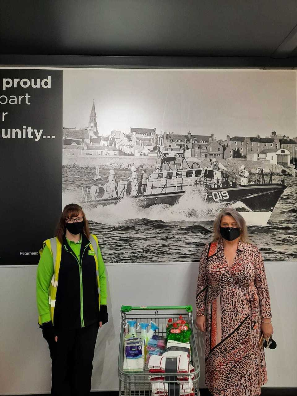Donations | Asda Peterhead