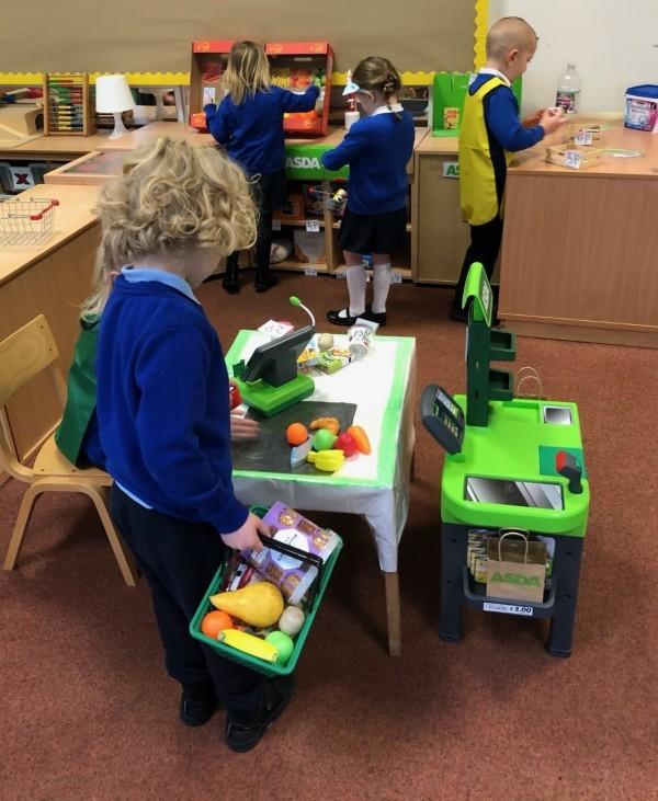 Twyn school and nursery mini Asda