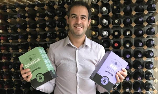 Asda wine buyer Ed Betts