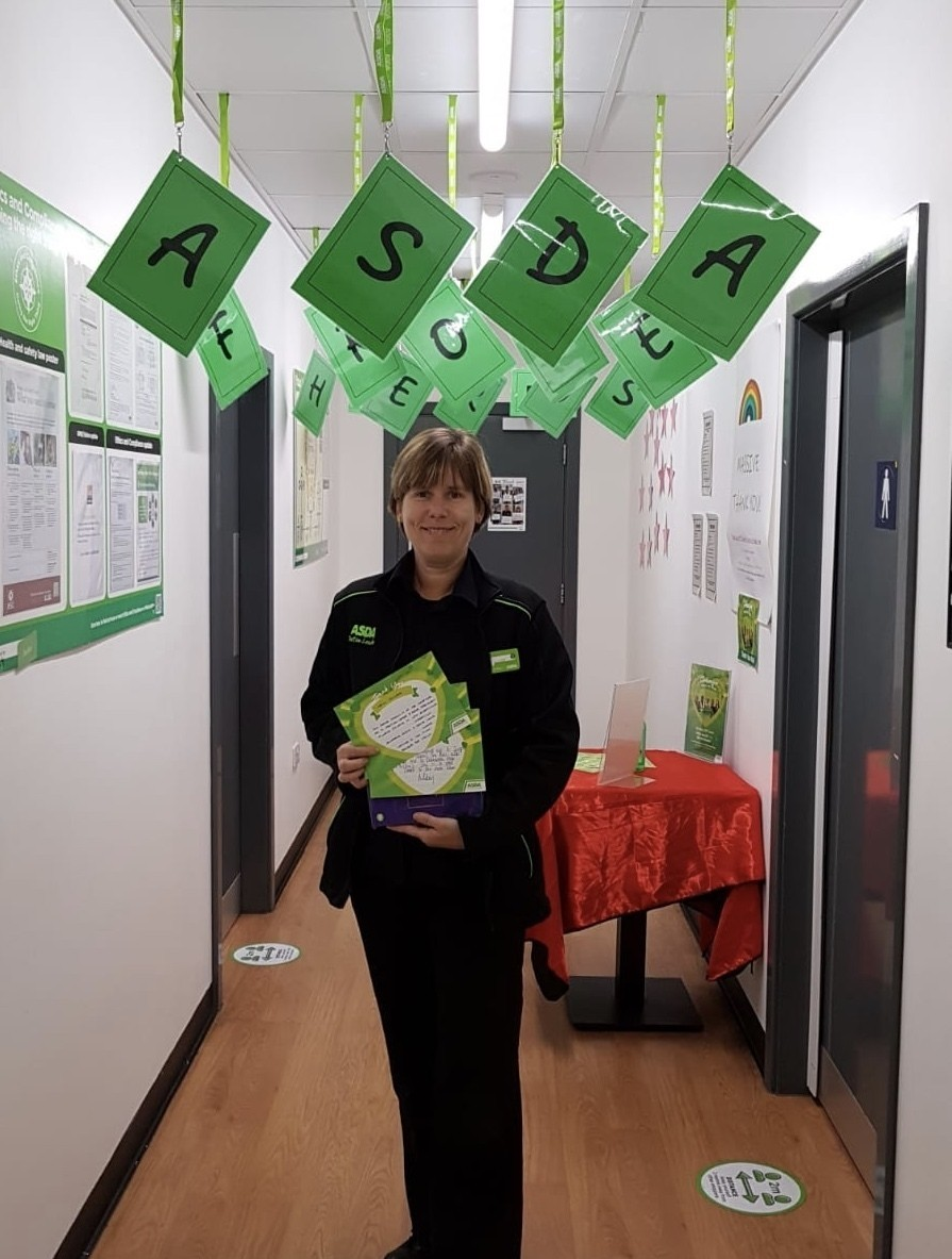 Thank You Week: Kelly | Asda Frome