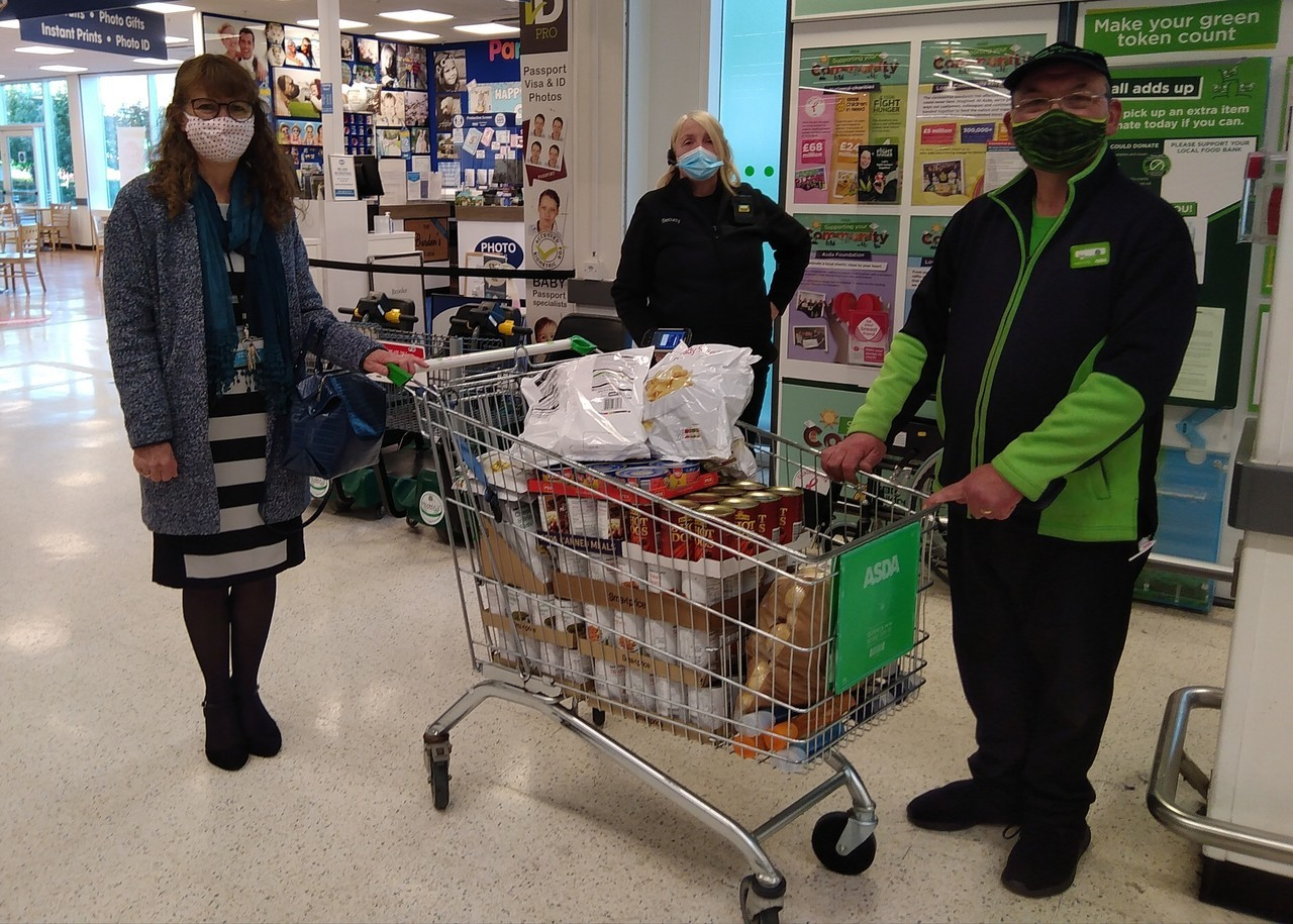 Support for Rising Brook | Asda Stafford