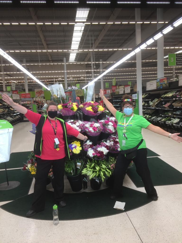 Pride celebrations | Asda Dundee West