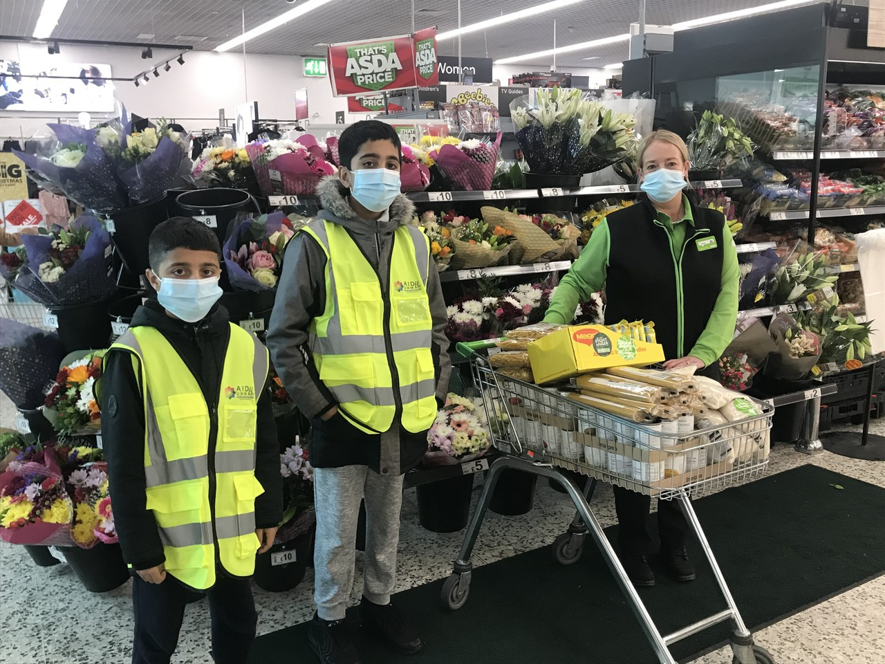 Food bank help | Asda Blackburn