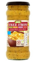 Asda Free From Mango Laksa Curry Sauce