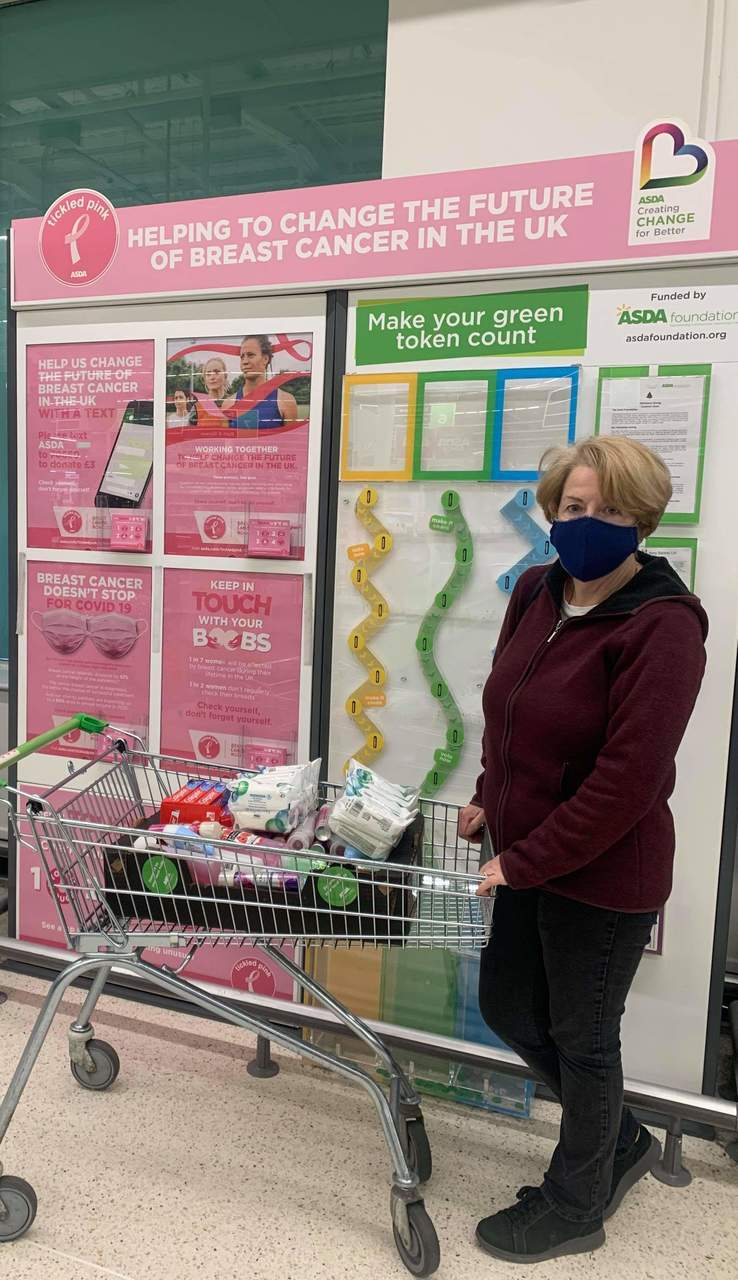 Supporting Women of Worth | Asda Radcliffe