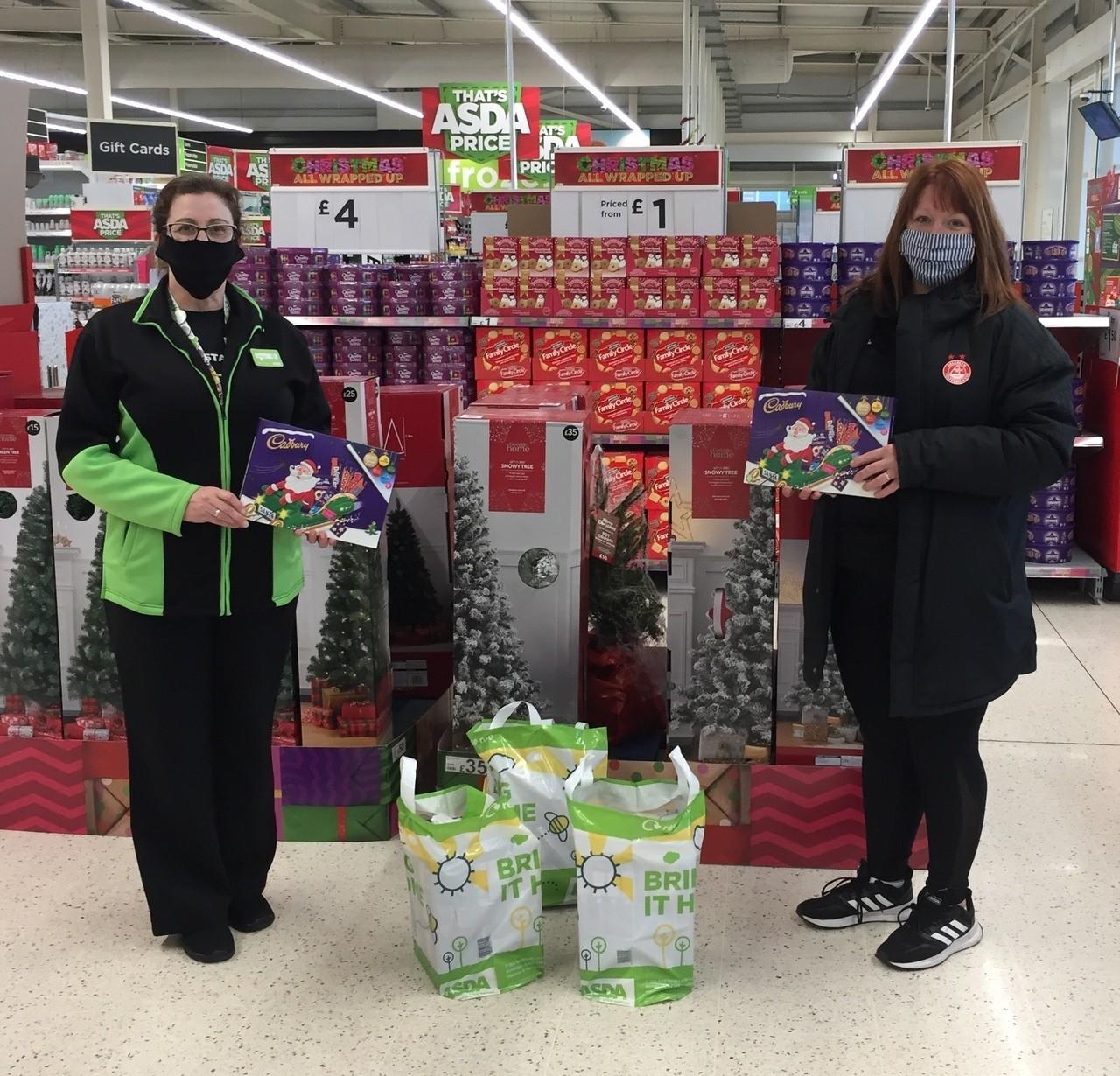 Selection Box Donation | Asda Fraserburgh