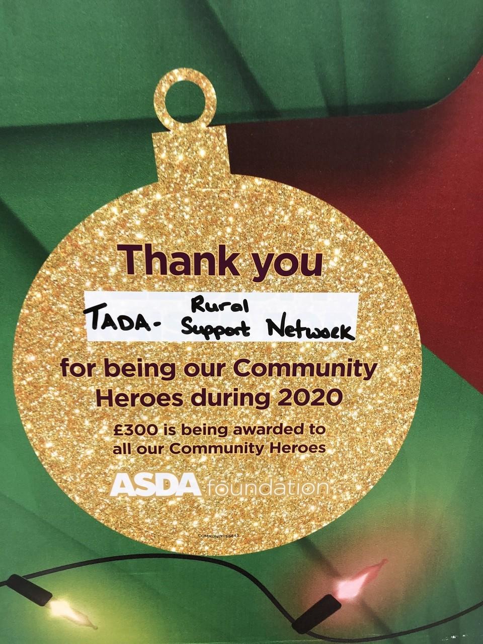 CHRISTMAS COMMUNITY HEROES | Asda Portadown