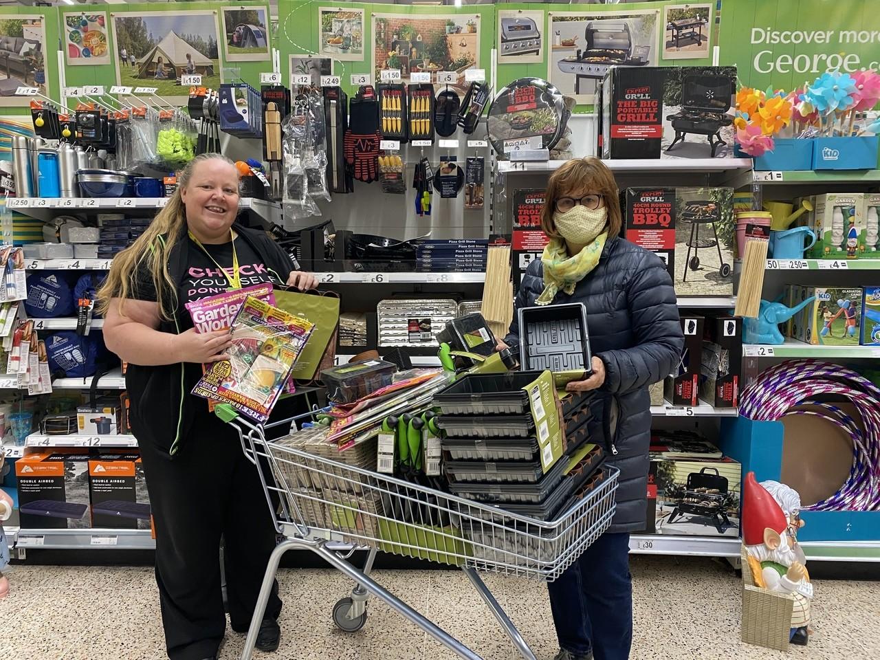 Supporting communities grant | Asda Gosport
