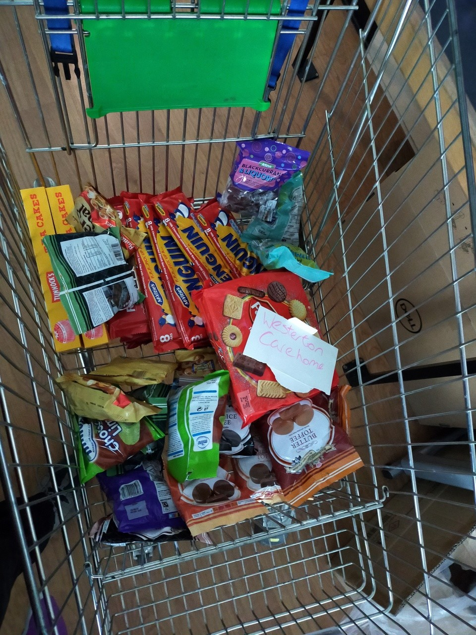 Westerton care home looking for some sweet treats for their residents  | Asda Clydebank