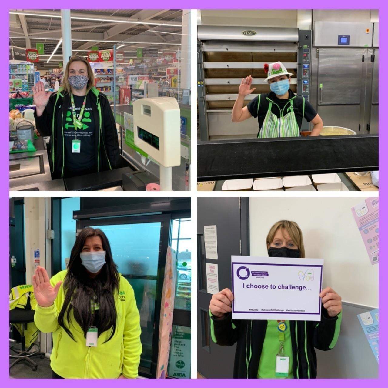 International Women's Day | Asda Clacton-on-Sea