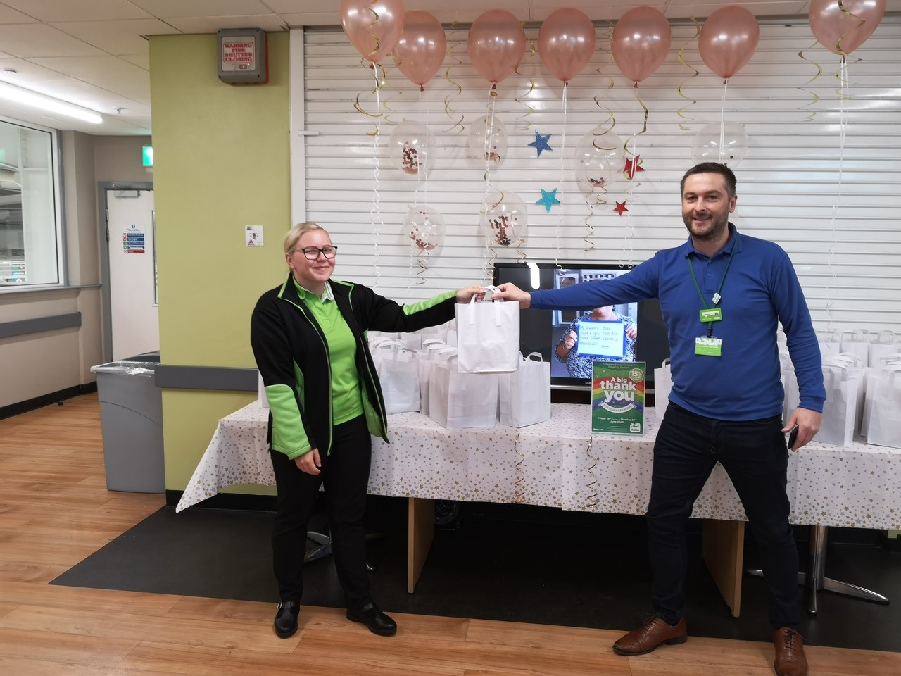 Thank you  | Asda Long Eaton