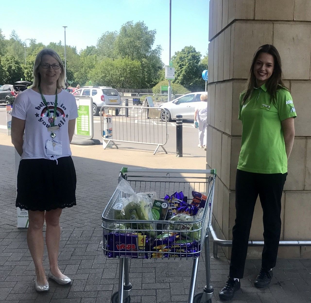 Donation to Frome Medical Centre | Asda Frome
