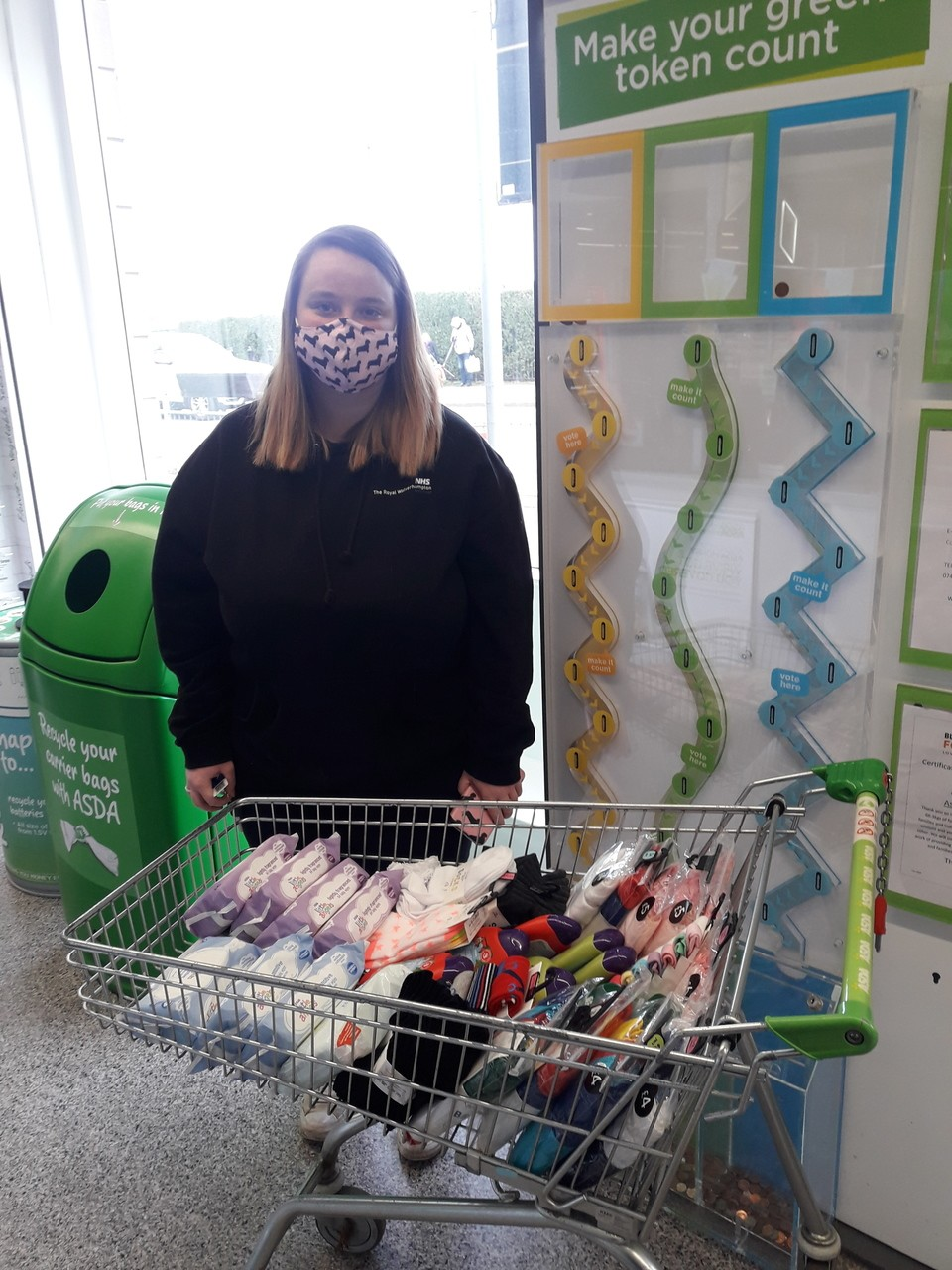 Donation | Asda Sedgley