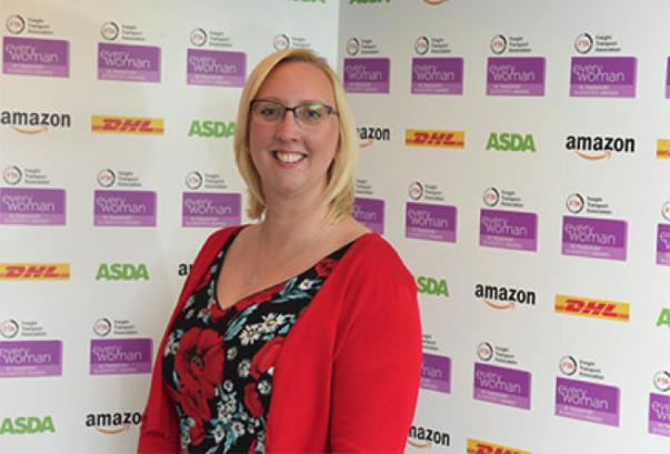 Sharon Hammond, Asda Senior Director –Food North ALS