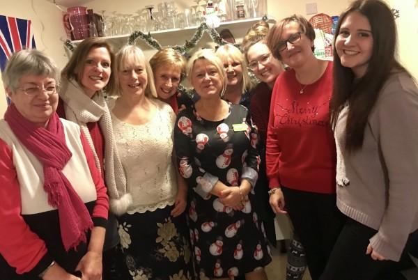 Asda Frome Christmas choir