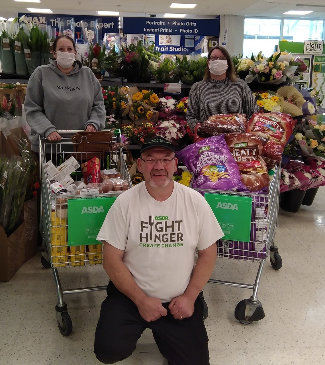 County Store Support from Stafford | Asda Stafford